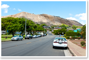 Diamond Head Neighborhood