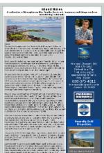 Island Notes | October 2014