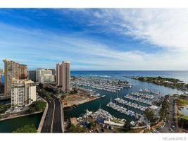 1600 Ala Moana Blvd #3104, Honolulu 96815 | $627,500 FS