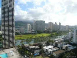 1925 Kalakaua Ave #2205, Honolulu 96815 | $260,000 FS