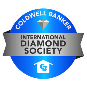 Coldwell Banker International President's Diamond Society Award