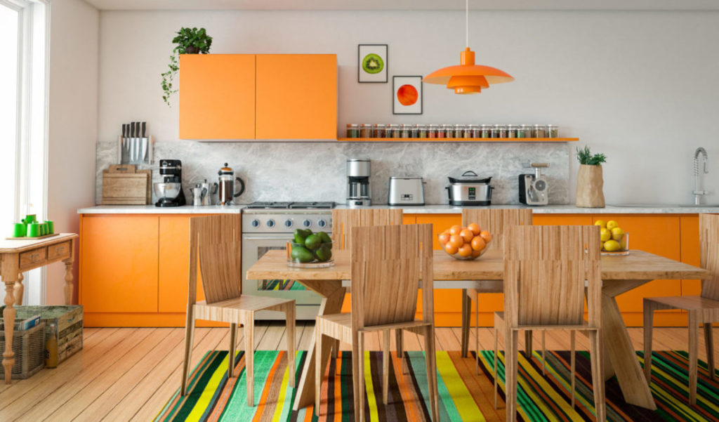 Kick Your Kitchen Up a Notch: Remodeling Trends for 2018