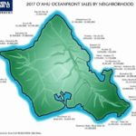 2017 Oahu Oceanfront Sales By Neighborhood