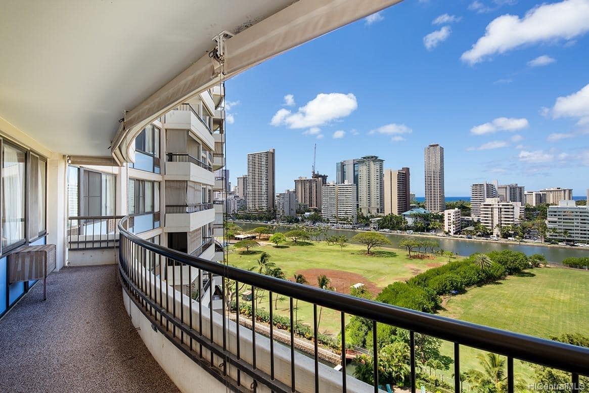 2333 Kapiolani Boulevard Unit #1314, Honolulu, HI 96826